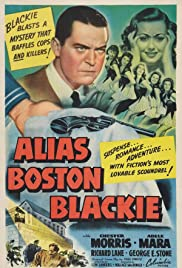 Alias Boston Blackie Poster
