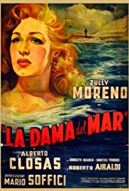 La dama del mar Poster