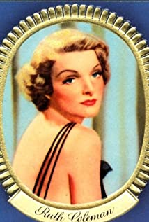 Ruth Coleman Picture