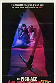 The Pick-Axe Murders Part III: The Final Chapter Poster
