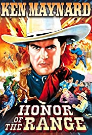 Honor of the Range Poster