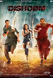 Dishoom (2016) Poster - Movie Forum, Cast, Reviews