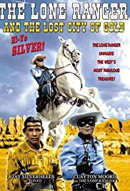 The Lone Ranger and the Lost City of Gold Poster