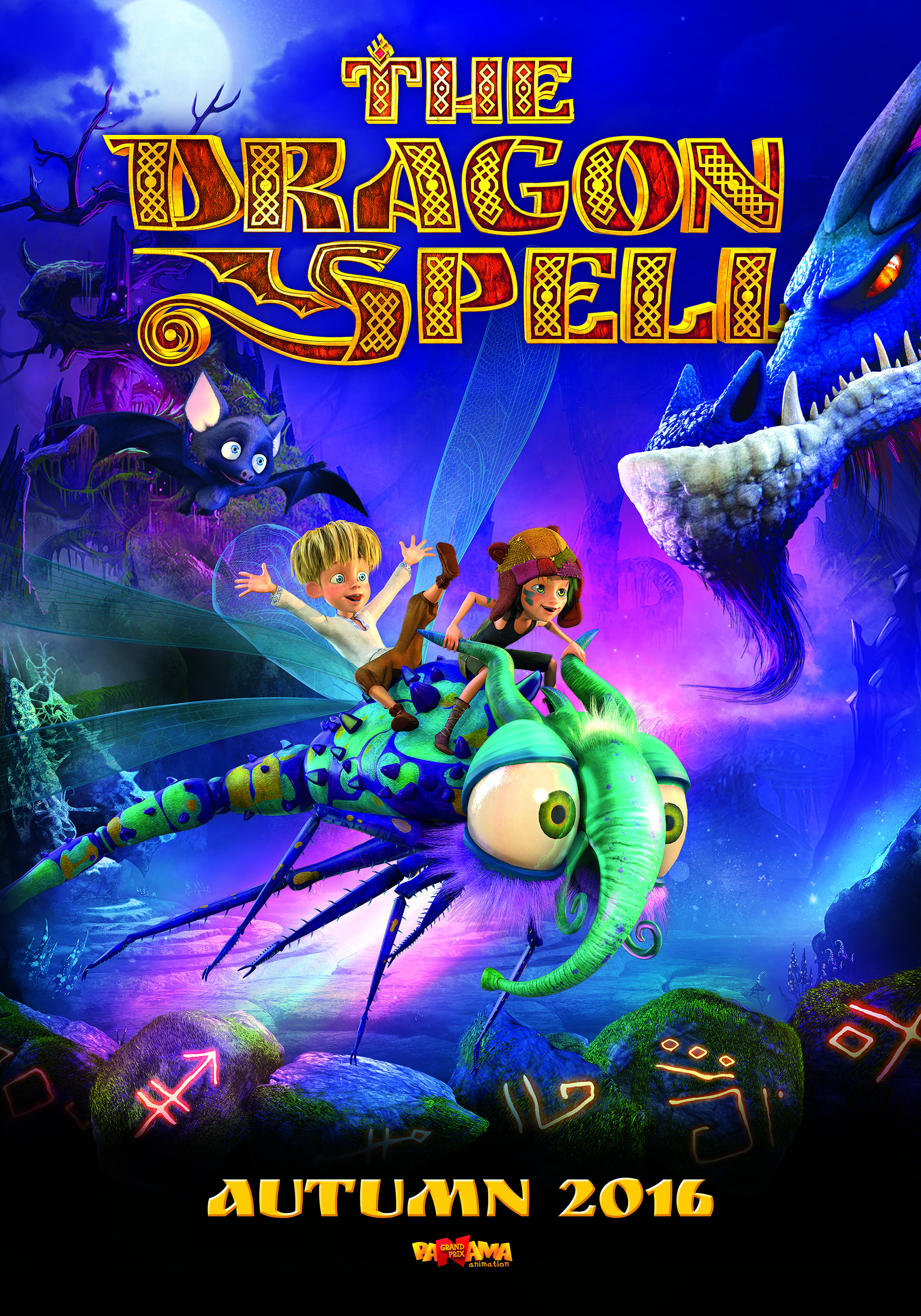 image The Dragon Spell Watch Full Movie Free Online