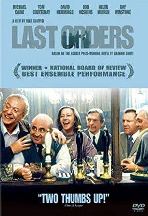 Last Orders poster