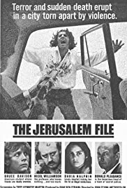 The Jerusalem File Poster