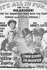 Feudin', Fussin' and A-Fightin' Poster