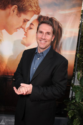 Nicholas Sparks at an event for The Last Song (2010)