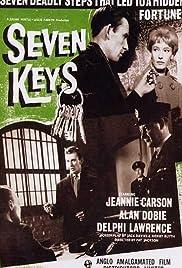 Seven Keys Poster