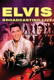 Elvis: Broadcasting Live Poster