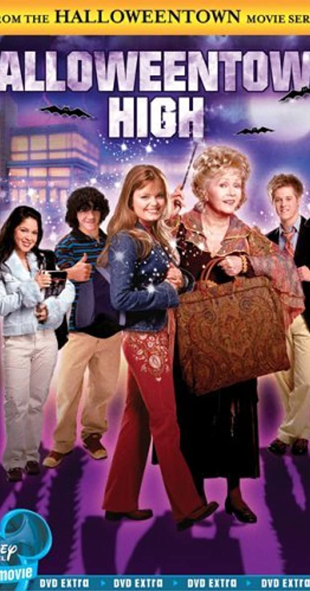 Halloweentown High (TV Movie 2004) - IMDb