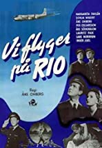Vi flyger på Rio