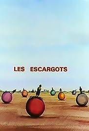 Les escargots Poster