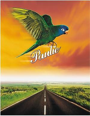 Poster Paulie - Ein Plappermaul macht seinen Weg