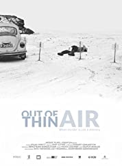 Out of Thin Air (2017) poster