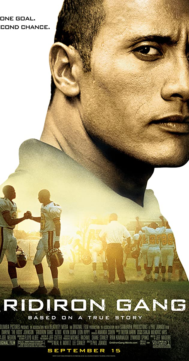 Gridiron Gang (... Emmy 2015 Winners
