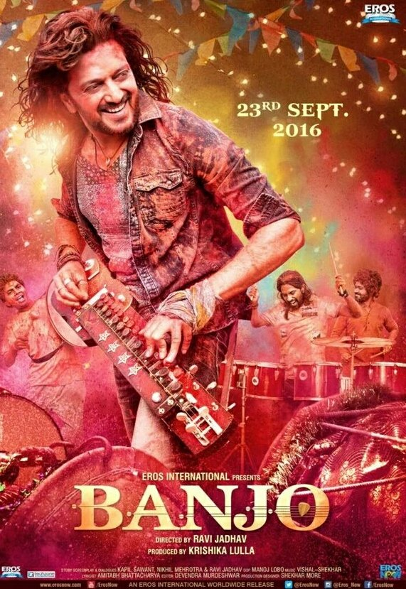 Banjo 2016 480p DVDScr Hindi Online Download