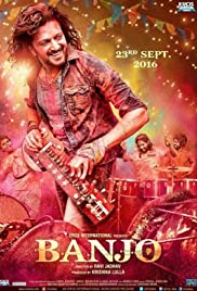 Banjo (2016) – 720p – HDTV-Rip – Hindi – x264 – AC3 – 2.0 – Mafiaking – M2Tv – 980 MB