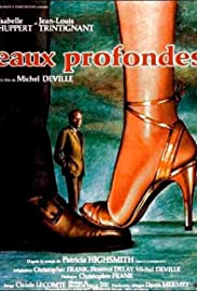 Eaux profondes (1981) Poster - Movie Forum, Cast, Reviews