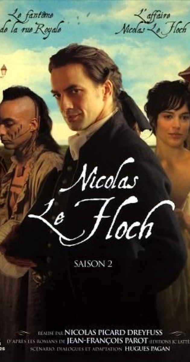 nicolas le floch tv series 2008 imdb. Black Bedroom Furniture Sets. Home Design Ideas