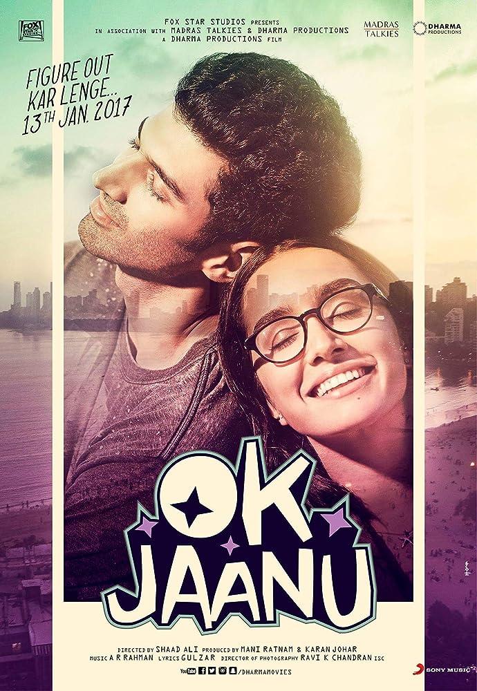 OK Jaanu 2017 Hindi PreDVDRip 300MB