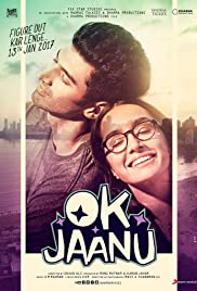 OK Jaanu 2017 Hindi Movie Pre DVDScr Rip 700MB MKV*1st On Net* – 700 MB