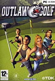 Outlaw Golf Poster