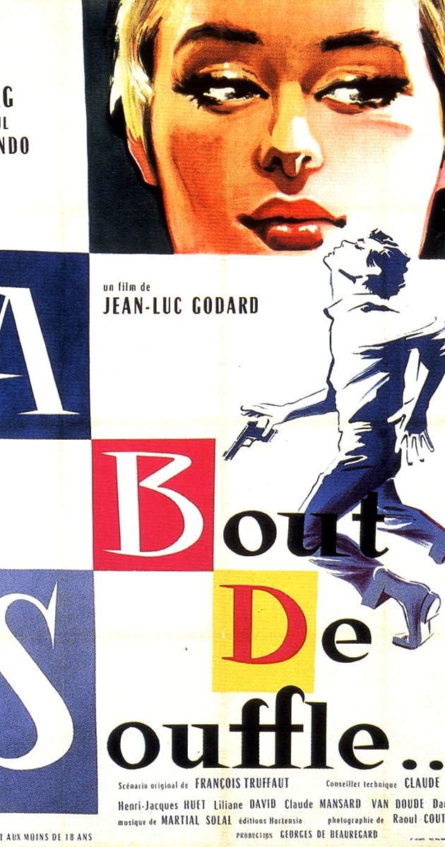 Breathless (1960) Bluray 720p | 1080p