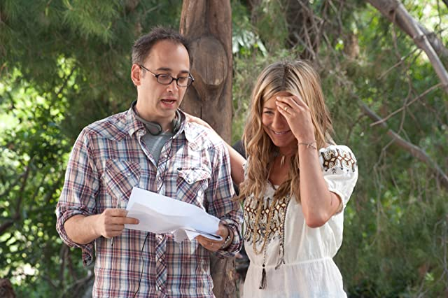 Jennifer Aniston and David Wain in Wanderlust (2012)