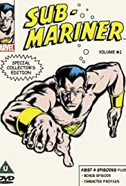 The Sub-Mariner Poster
