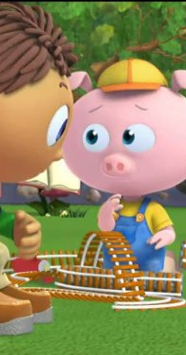 This is a graphic of Fabulous Super Why Images