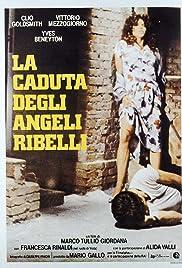 La caduta degli angeli ribelli Poster