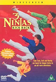3 Ninjas Kick Back (1994) Poster - Movie Forum, Cast, Reviews
