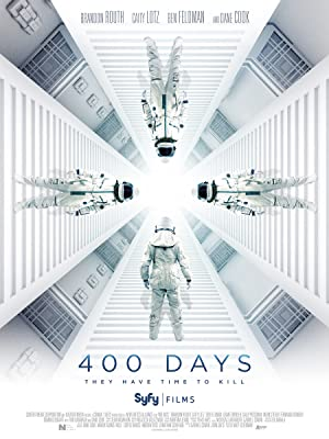 Poster 400 Days