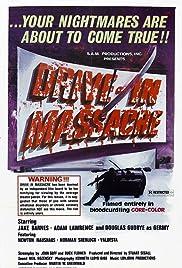 Drive In Massacre Poster