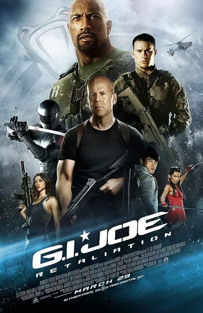 G.I. Joe Retaliation 2013 Dual Audio 720p BluRay full movie watch online freee download at movies365.ws