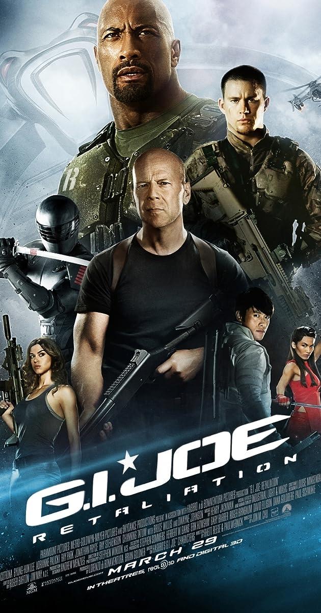 G.I. Joe: შურისძიება