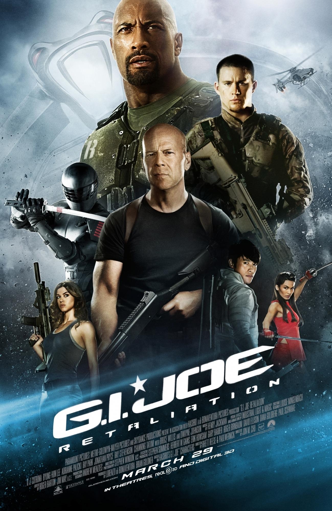 Image G.I. Joe: Retaliation Watch Full Movie Free Online