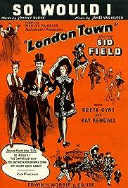 London Town Poster