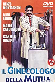Il ginecologo della mutua Poster