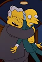 Image of The Simpsons: Burns, Baby Burns