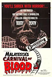 Malatesta's Carnival of Blood (1973) Poster - Movie Forum, Cast, Reviews