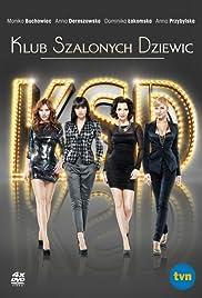 Klub Szalonych Dziewic Poster