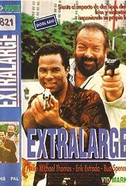 Detective Extralarge: Yo-Yo Poster