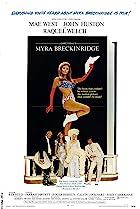 Myra Breckinridge (1970) Poster