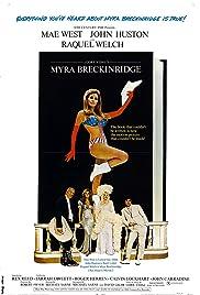 Myra Breckinridge(1970) Poster - Movie Forum, Cast, Reviews