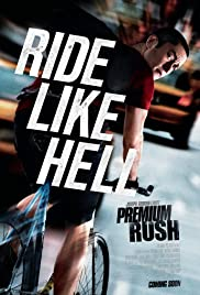 Premium Rush 2012 BluRay 720p 500MB ( Hindi – English ) ESubs MKV