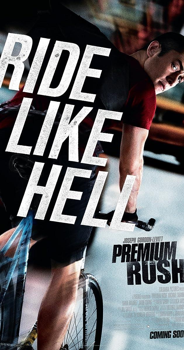 Skubi siunta / Premium Rush (2012) Online