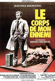 Le corps de mon ennemi(1976) Poster - Movie Forum, Cast, Reviews
