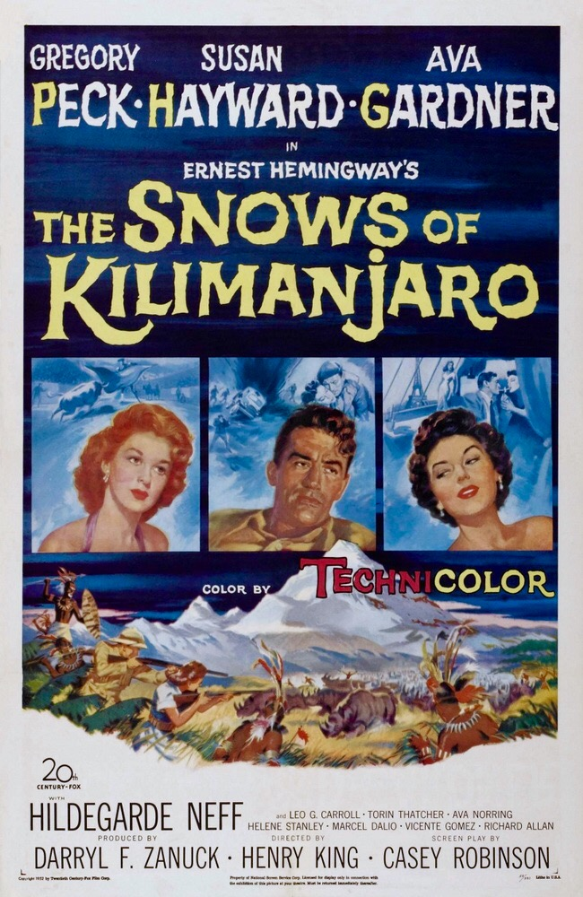 image The Snows of Kilimanjaro Watch Full Movie Free Online